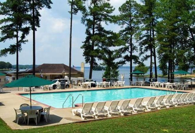 Lake Gaston RV Camping | Thousand Trails RV Campground in ...
