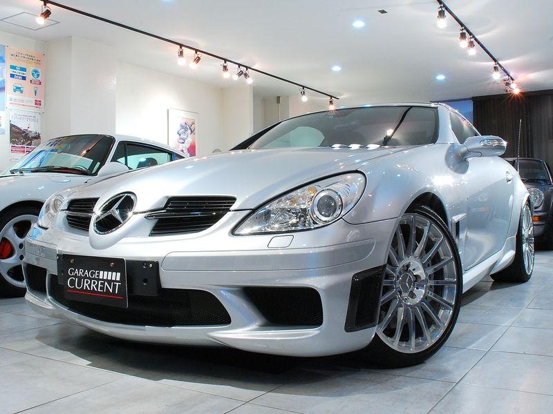 Mercedes Benz Slk55 Amg R171 Black Series
