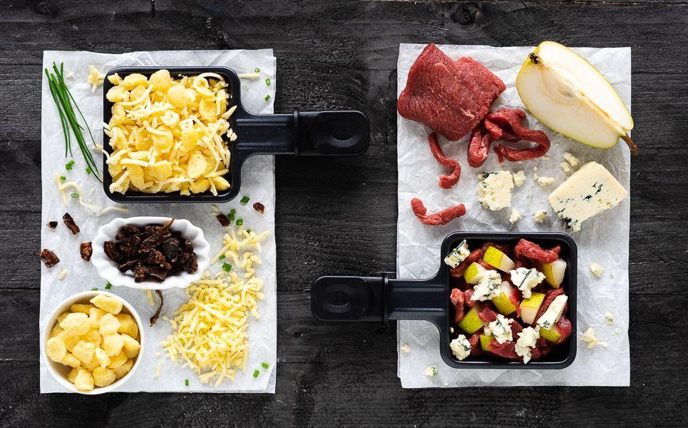 Süße und herzhafte Raclette Ideen #racletteideen Süße und herzhafte Raclette Ideen | Meine Kuechenschlacht #racletteideen