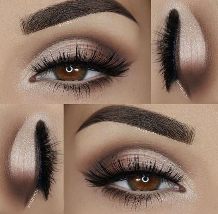 22+ Prom Makeup Designs, Ideas | Design Trends - Premium ... |Prom Makeup For Brown Eyes