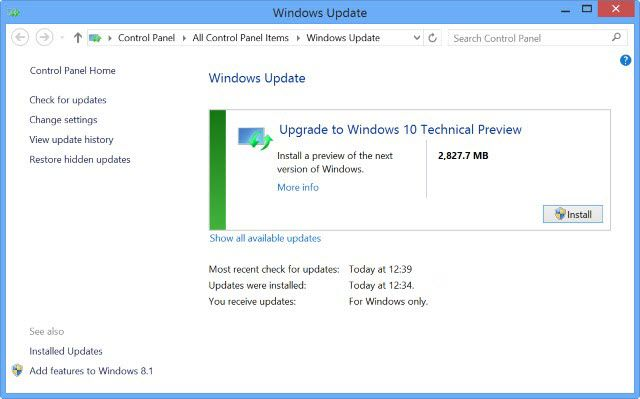Windows 10 Installs Automatically On Windows 7 And Windows 8 Windows 10 Windows Windows System
