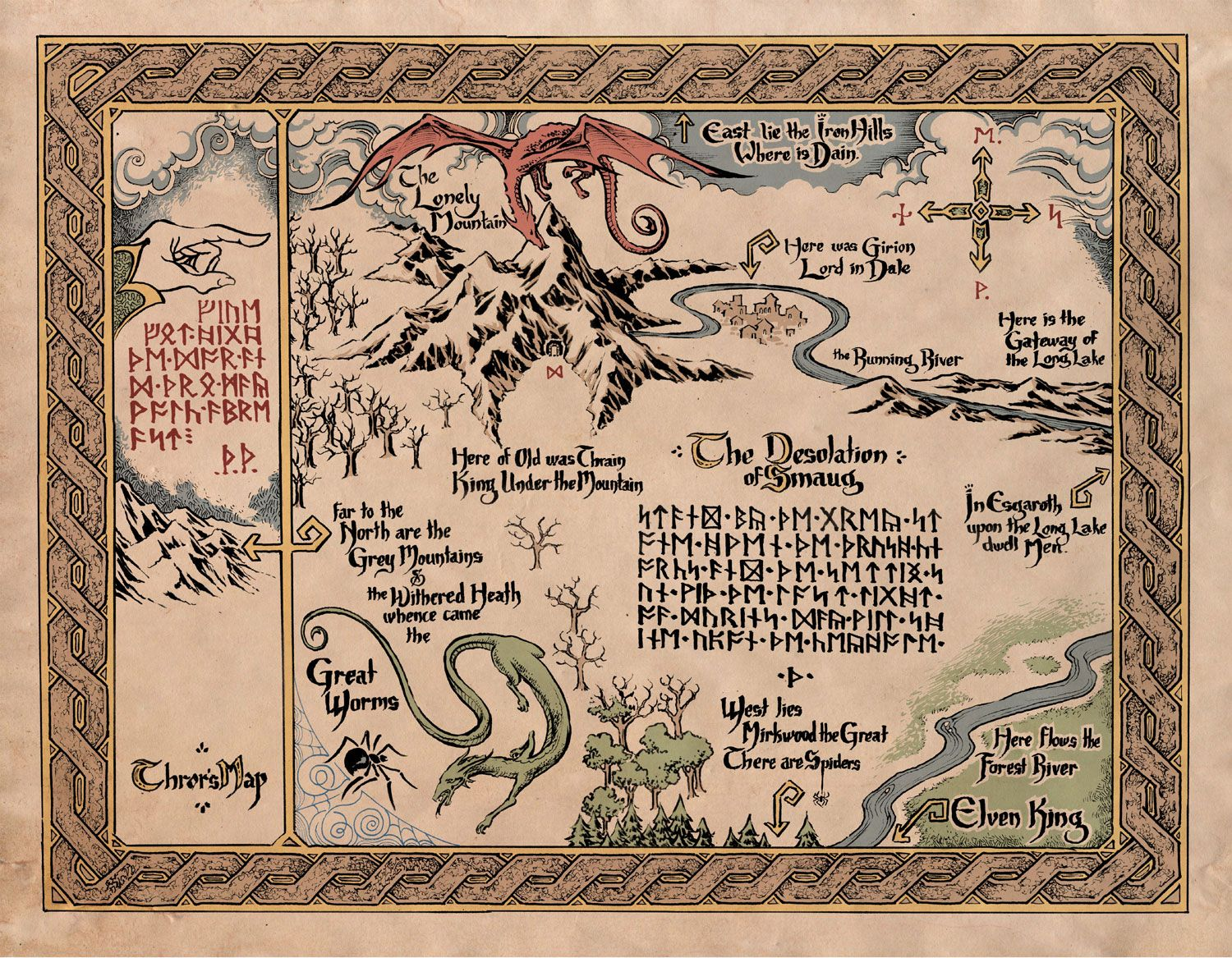 An analysis of the fantasy novel the hobbit by jrr tolkien