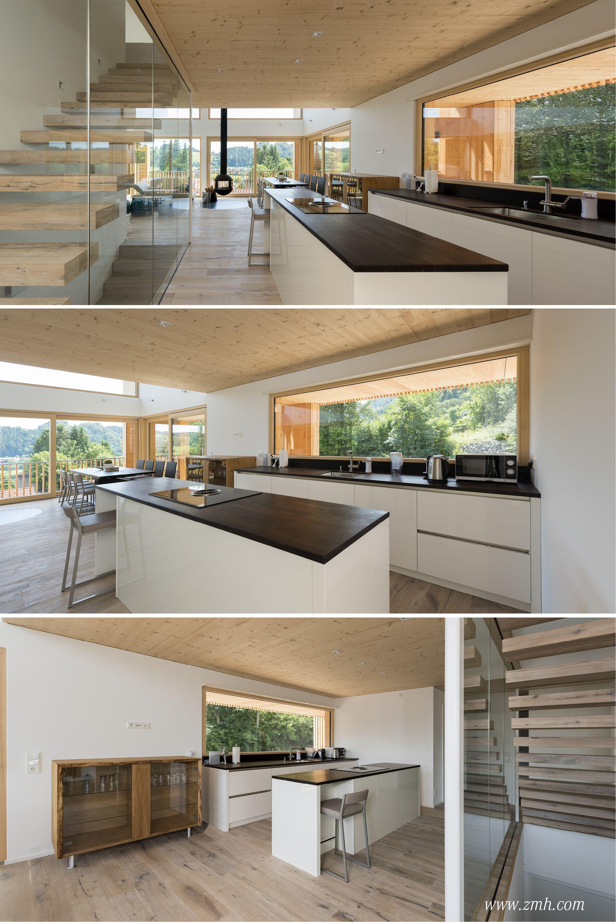 #Küchenblock #Design #Küche #klein #wenigPlatz #Wohlfühlen #Esszimmer  #minimalistisch