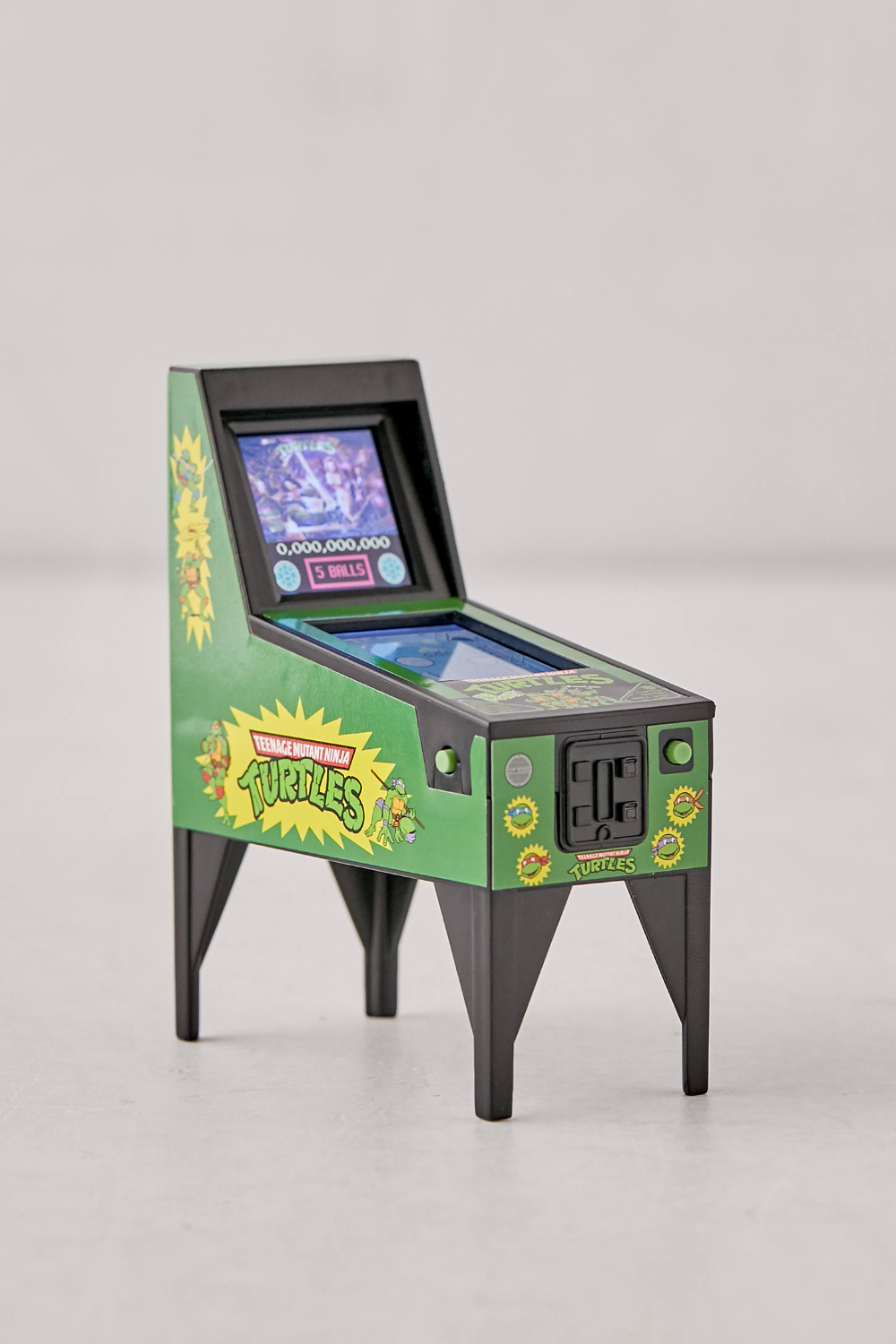 Teenage Mutant Ninja Turtles Pinball Tiny Arcade Game