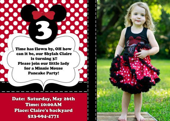 Customizable minnie mouse birthday invitation by whimsicalimagery customizable minnie mouse birthday invitation by whimsicalimagery 1000 filmwisefo