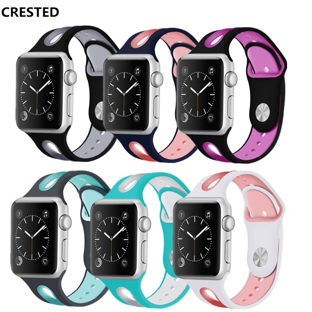 Sport Strap For Apple Watch band pulse Apple watch bands
