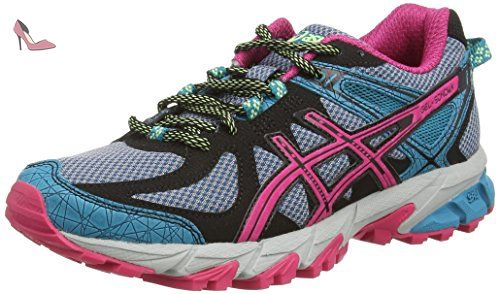 chaussure asics femme trail