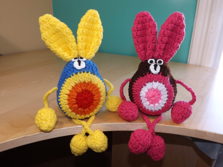 Crochet Conejito De Pascuas | Páscoa - ideias | Pinterest | Conejo ...