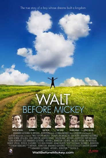 Filme Walt Antes Do Mickey With Images Walt Before Mickey