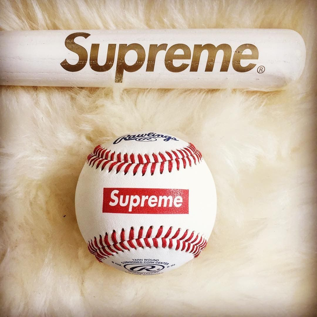 Supreme X Lv Baseball Bat Fall Winter 2017 And Rawlings Baseball Spring Summer 2012 Nosply Baseball Bat Baseball Rawlings Baseball