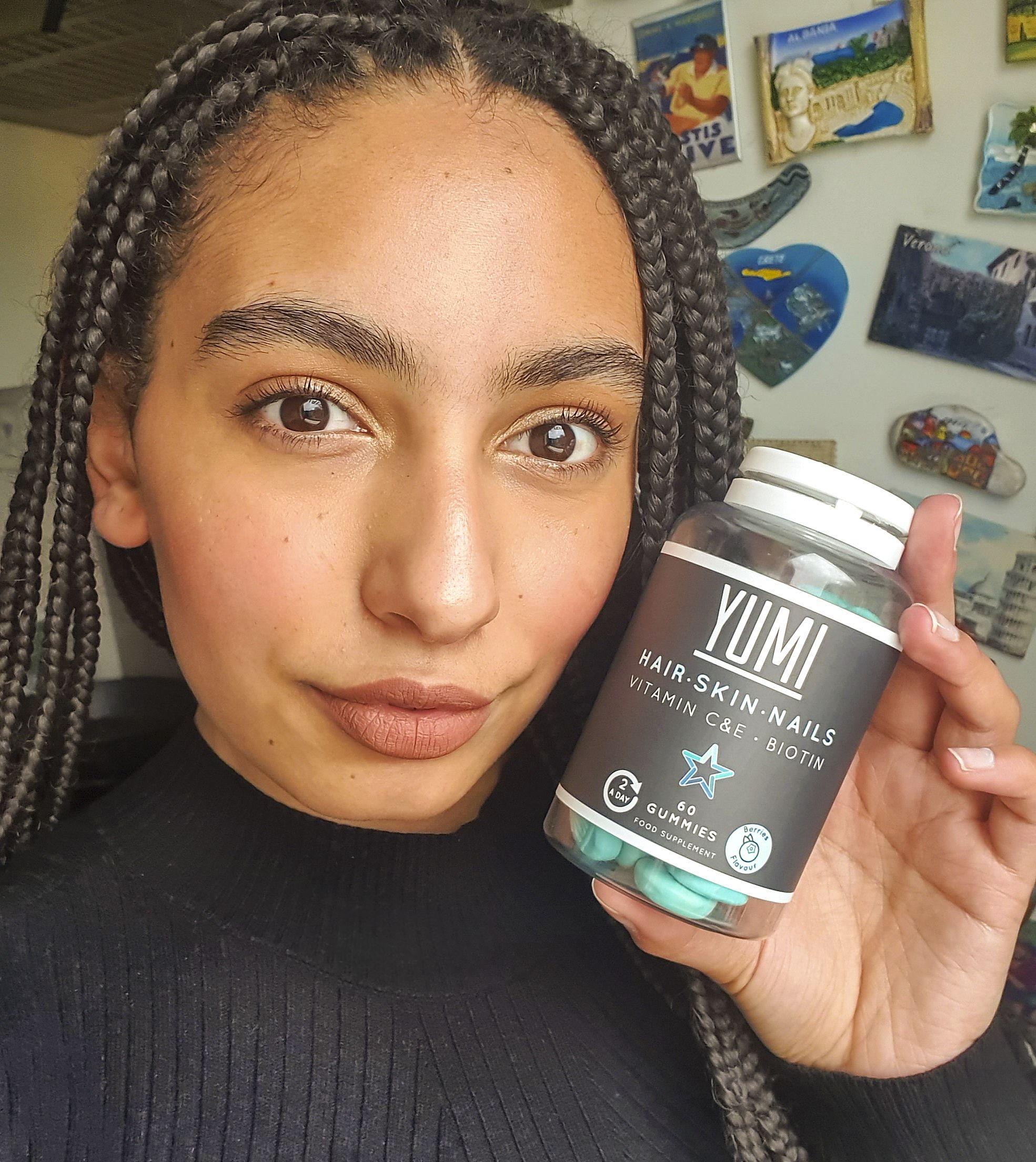 Hair, Skin and Nails (Biotin) in 2020 Hair vitamins