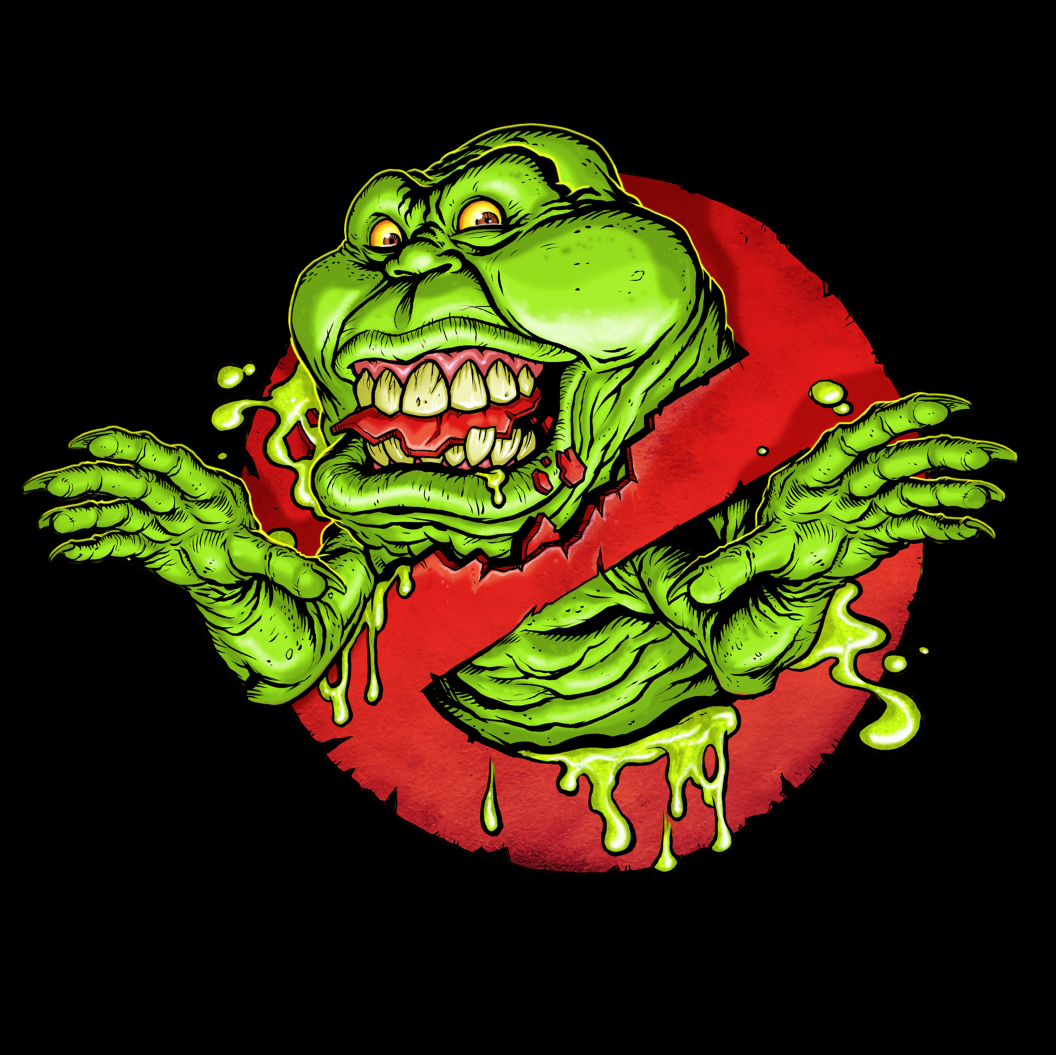 """GHOSTBUSTERS Logo Gets Revamped By Several Artists for """"No"""