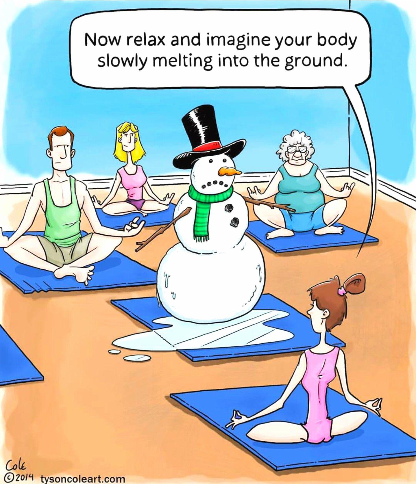 Funny Yoga Cartoon Yoga Funny Yoga Cartoon Yoga Jokes
