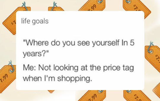 Yes!! But in all honesty I could be a millionaire and I'll still look at the tag!