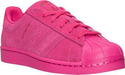 le elementari adidas superstar monocromatico scarpe casual