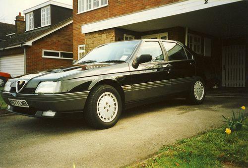 Alfa Romeo 164 20 TSpark