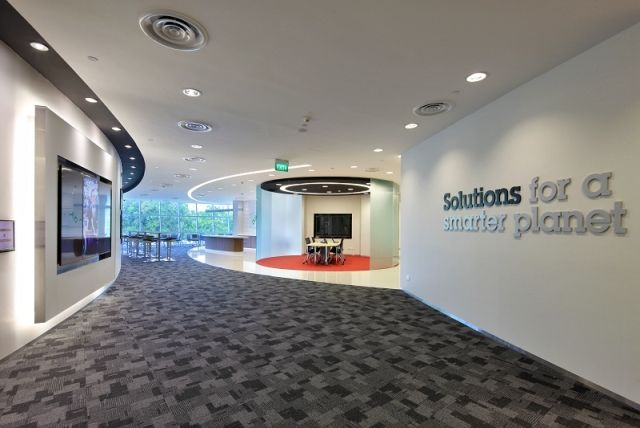 Ibm Office Space In Usa - Google Search