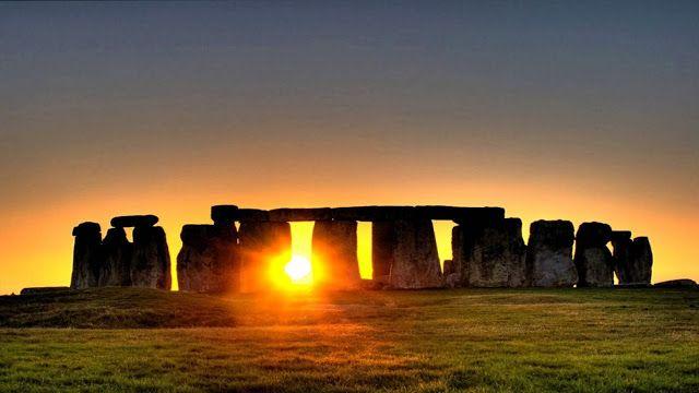 Stonehenge (Amesbury - England)