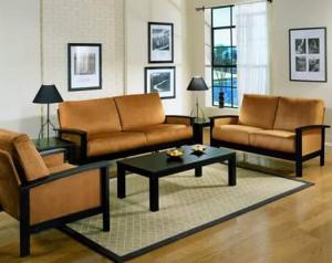 Sofa Jati Minimalis Terbaru | Alfah Furniture