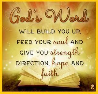 God's Word!