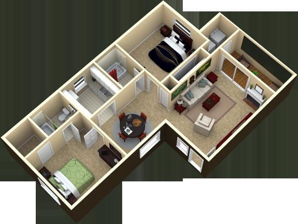 2 Bedroom 2 Bath 900 Sq Ft Rent 919 00 929 00 Details This Is A Great Floor Plan Description Our Spa Floor Plans House Floor Plans House Plans