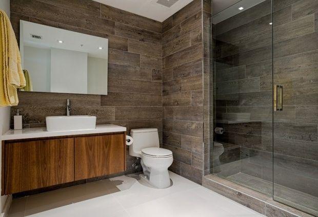 105 ides de design de la salle de bain de style moderne - Photos Salle De Bain Design