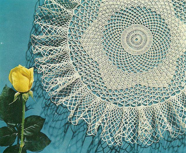 Rock Pool S 592 Pattern By Coats Clark Free Crochet Pattern