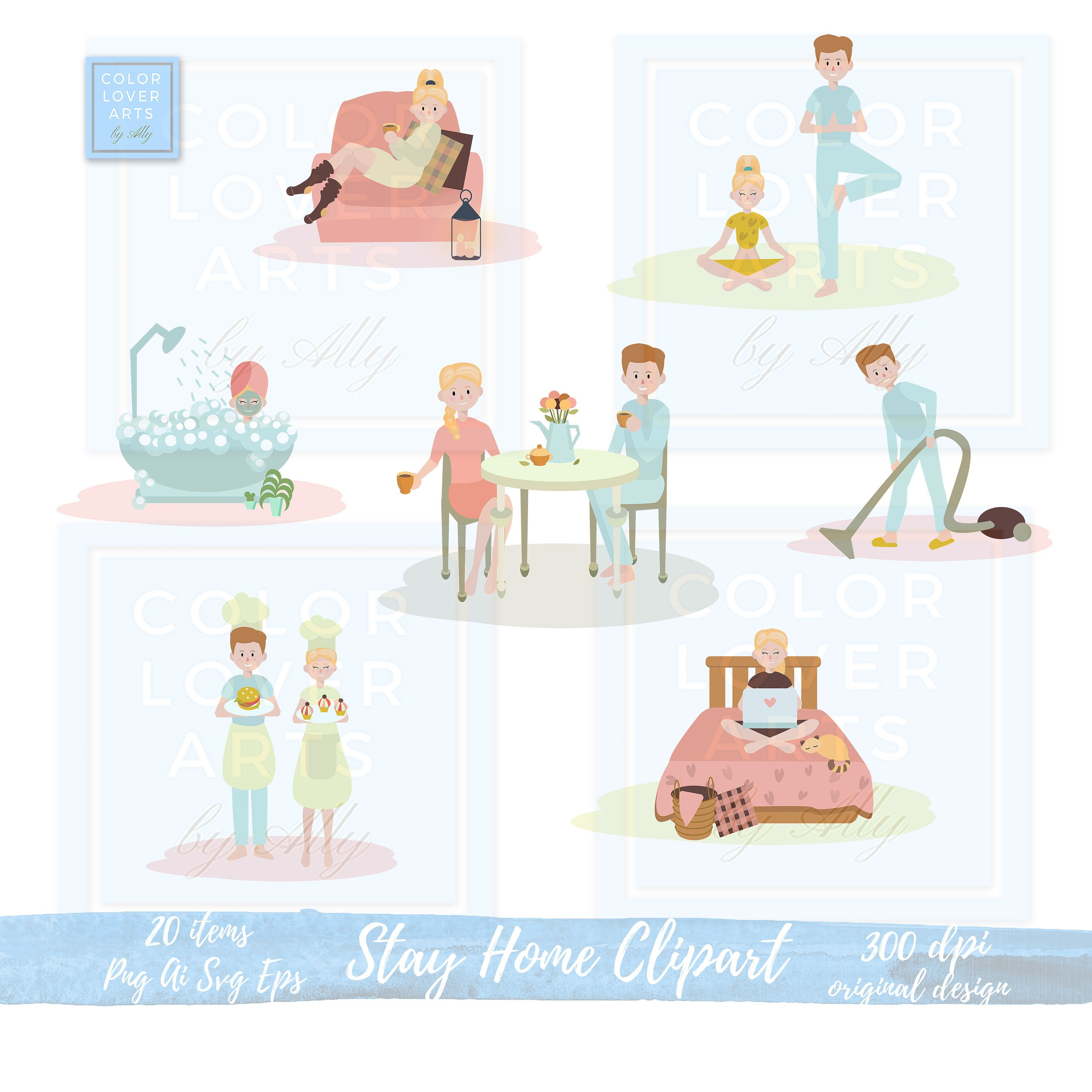 Pin By Angel Dadis On Projects To Try Planner Girl Clip Art Etsy