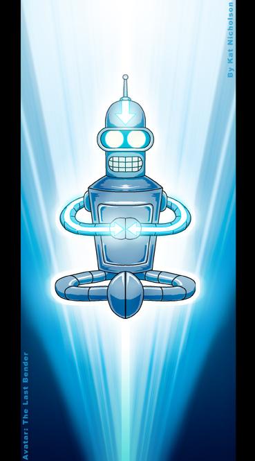 Avatar: The Last Bender by KatCardy on DeviantArt