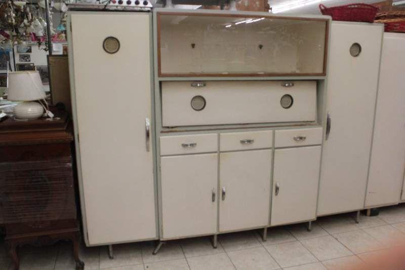 Credenza dispensa mettitutto cucina anni 50 | Progetti da provare ...