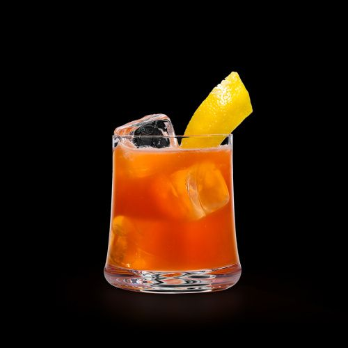 With notes of rich apricot and citrus this drink comes alive on the tongue and leaves the palate with a lingering sweet spice.