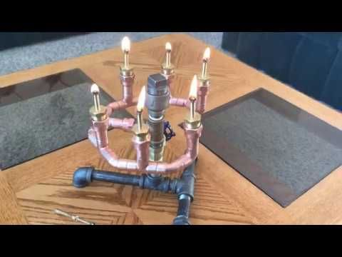 DIY Steampunk Style Oil Lamp | Cool lamps, Oil lamps, Lamp