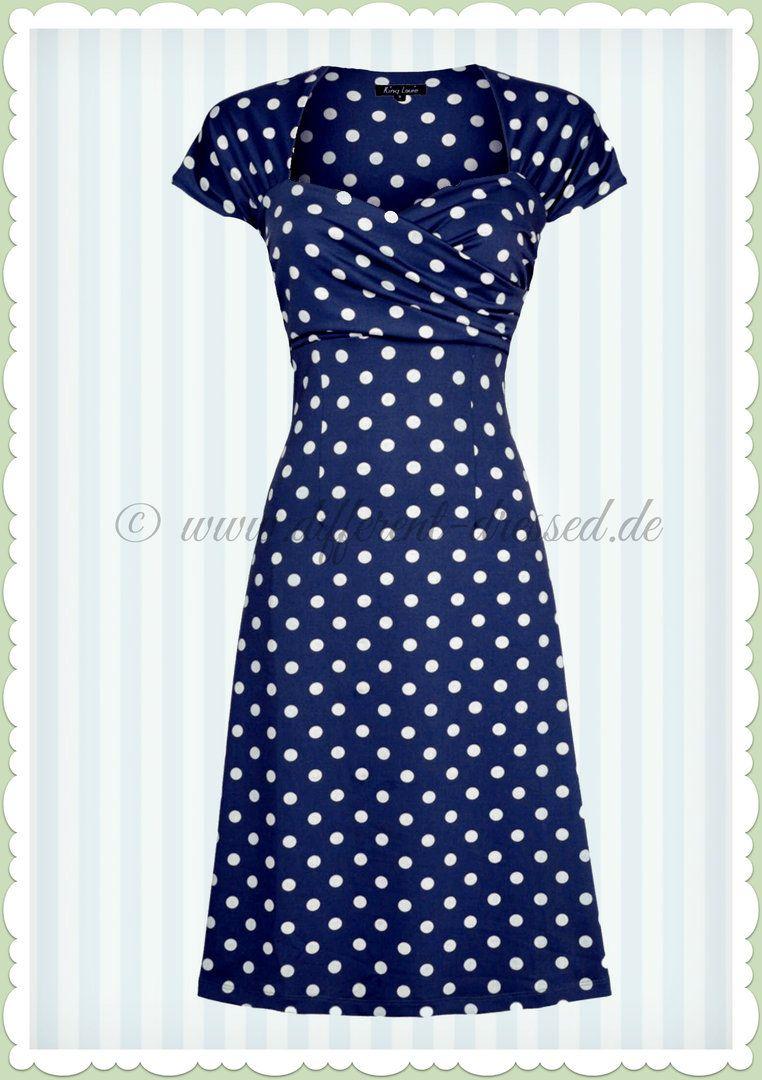 Blau schwarzes kleid ausdrucken