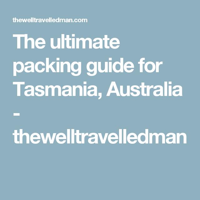 Real Weddings Tasmania: The Ultimate Packing Guide For Tasmania, Australia