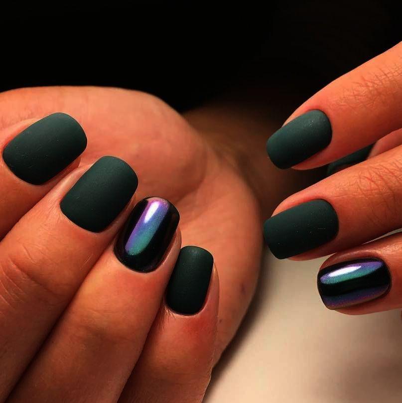 Kiss Gold Finger Gel Glam 24 Glue On False Nails Hot Pink Matte