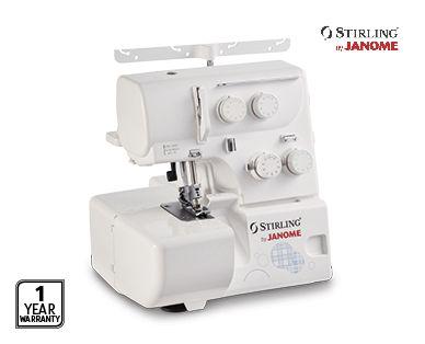 Stirling By Janome Overlocker ALDI Australia Sewing Pinterest Fascinating Aldi Sewing Machine