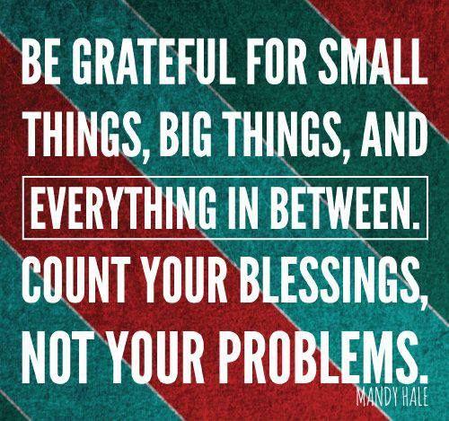 Gratitude #quote