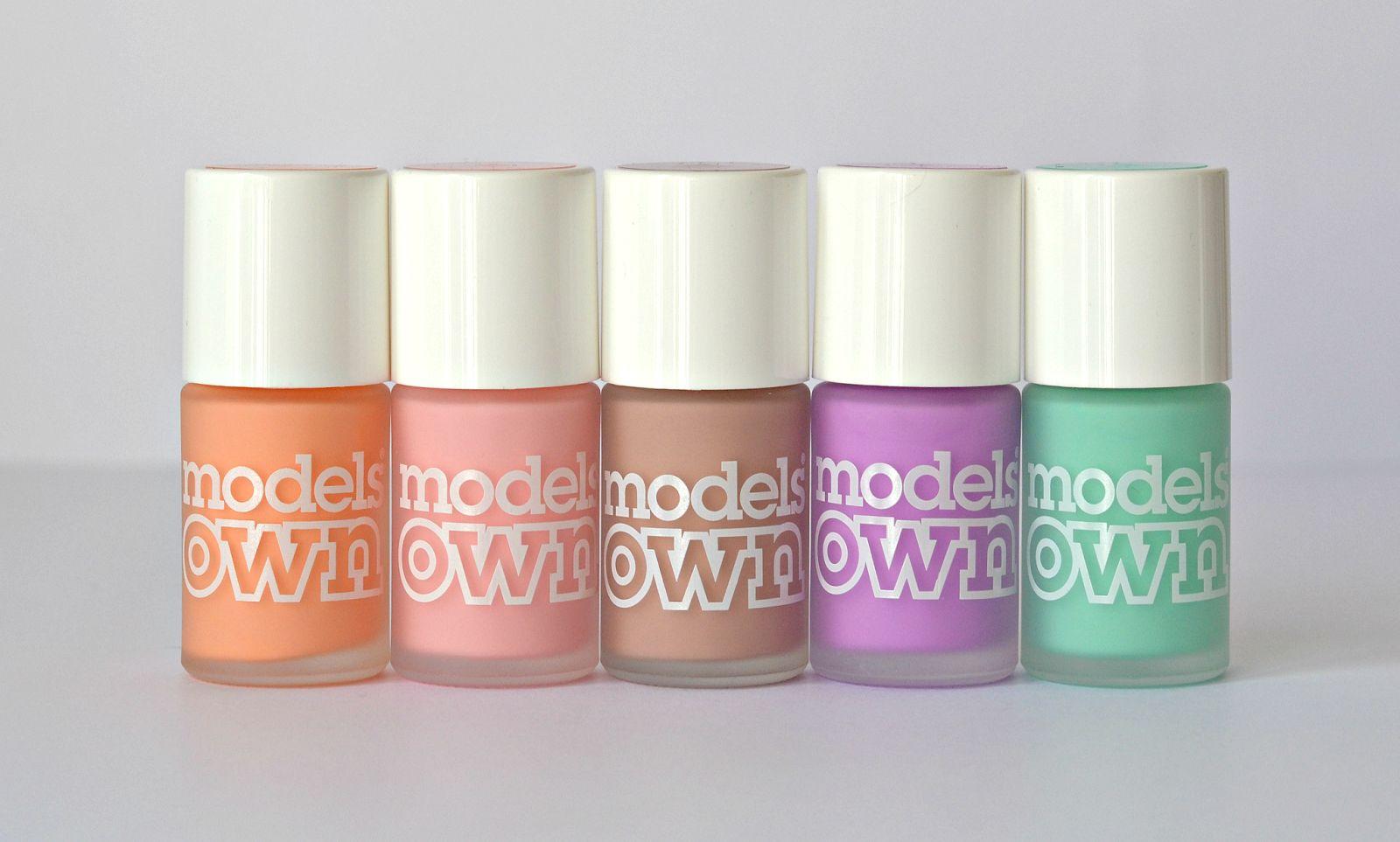 Making Models Own Nail Polish | Nails | Pinterest