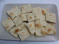 Mi mundo pinkcake: Galletas crackers (galletas de agua)