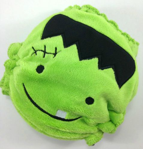 Frankenbum :: Maplebean Diapers Online Shop #frankenstein #holiday #halloween #greenmonster #madeincanada