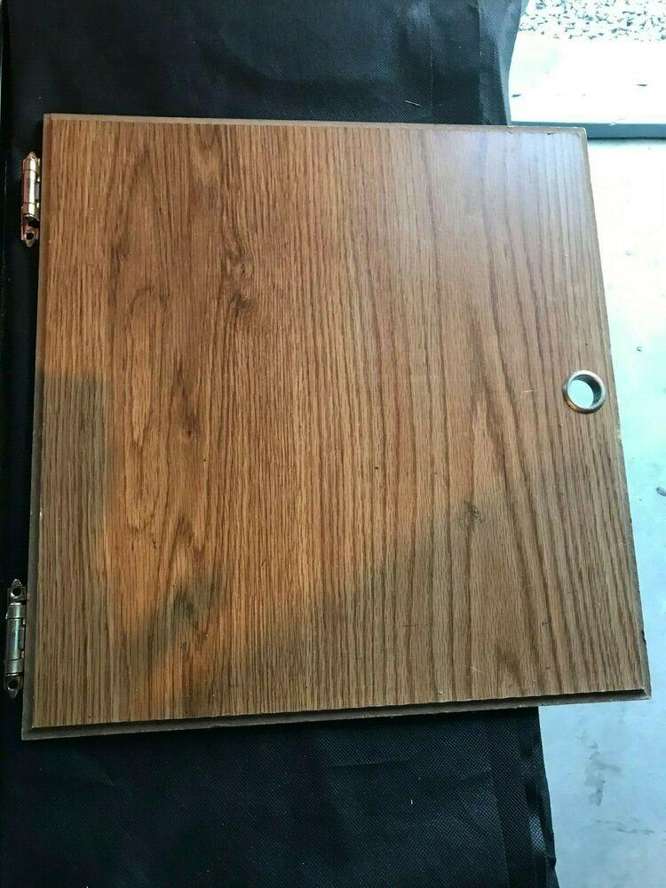 1992 Coleman Destiny Series Pop Up Cabinet Door Panel 16 X 15 1 4