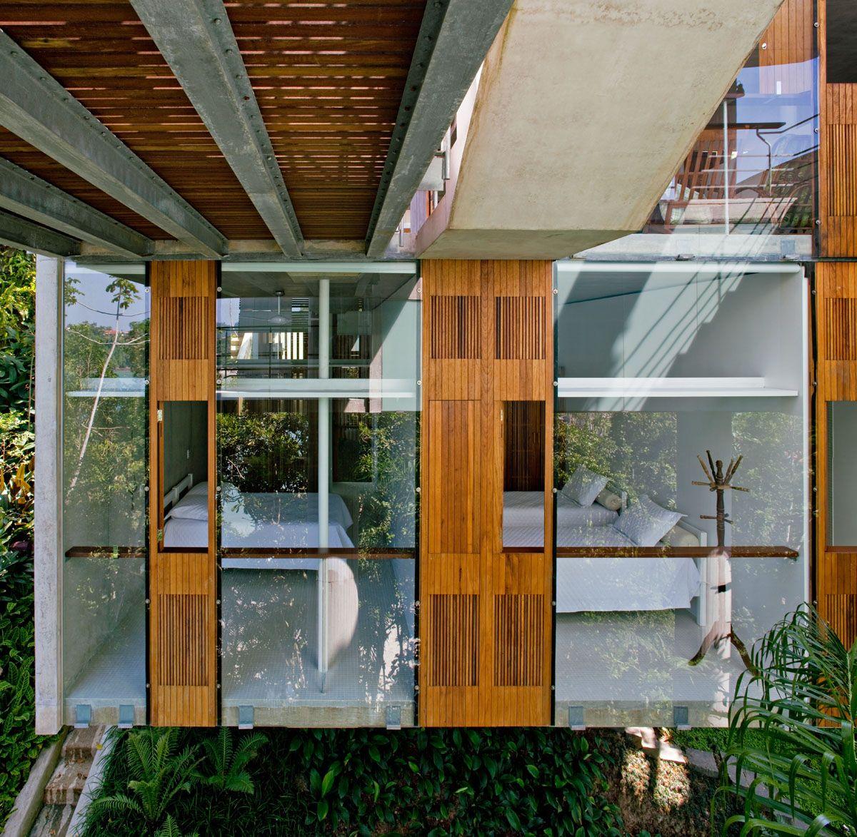 House in Ubatuba, Brazil by SPBR Arquitetos