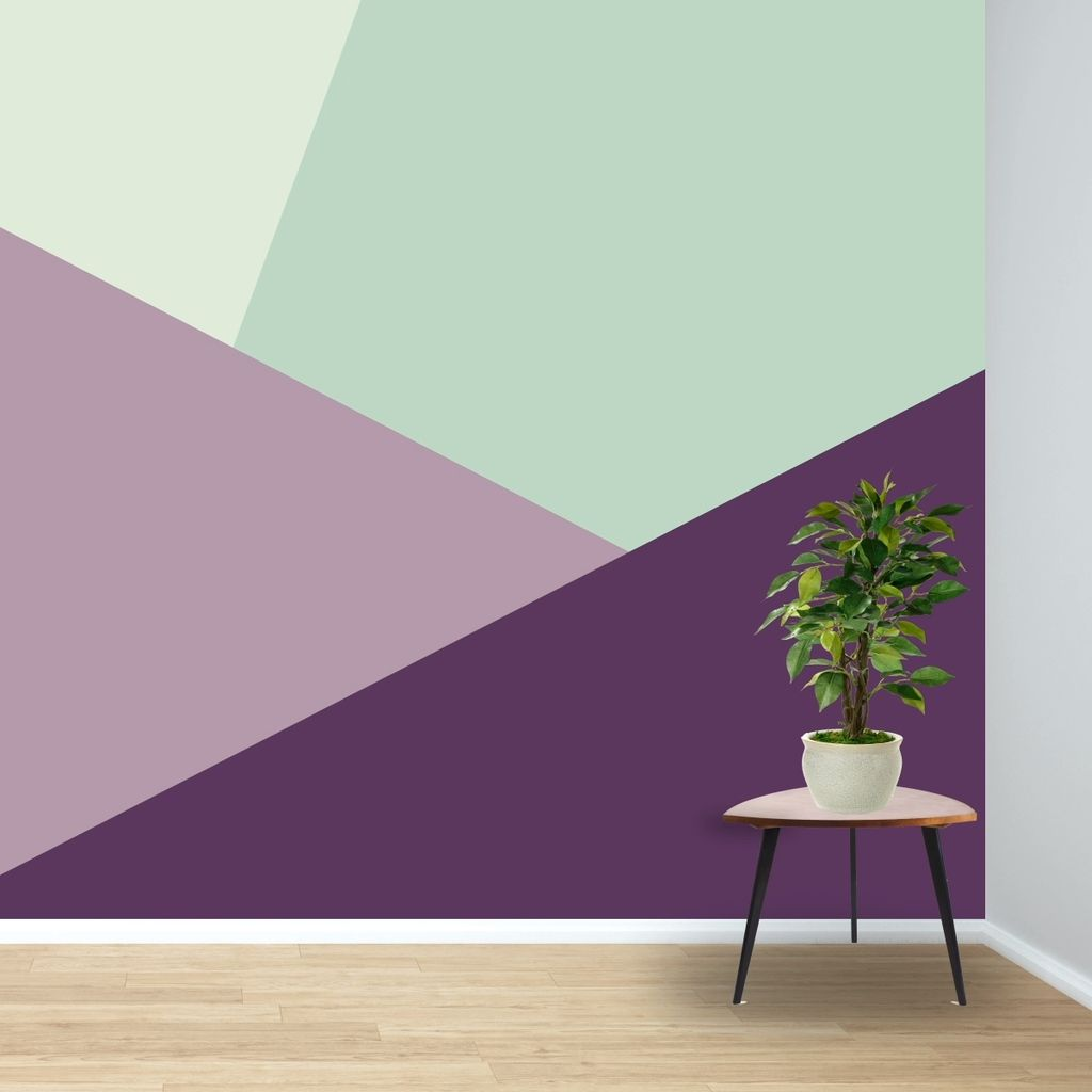 30+ Latest Wall Painting Ideas For Home To Try #wallpaintingideas