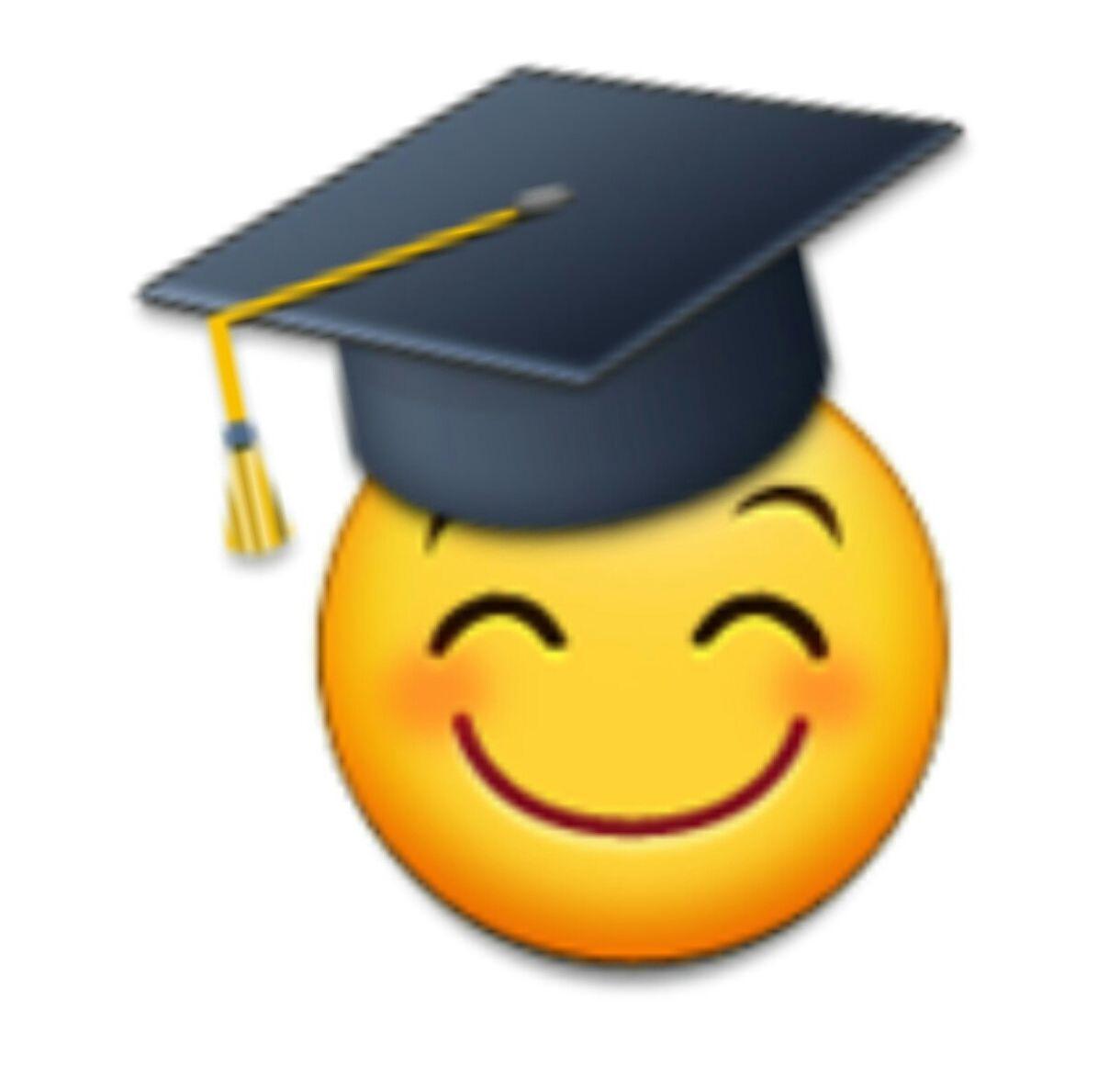 Graduation Emoji In 2020 Happy Graduation Graduation Class Emoji
