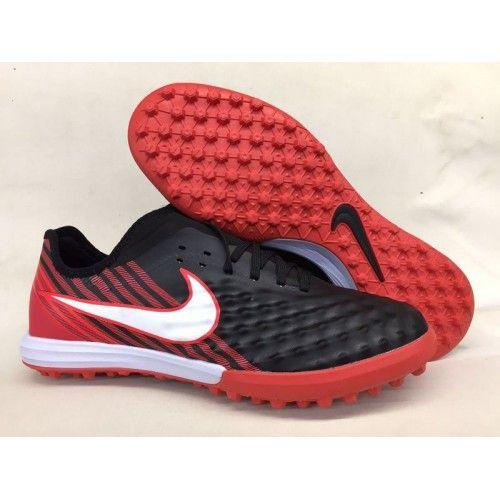 Boutique Chaussure De Sport Solde Nike MagistaX Finale II TF Rouge Blanche,  Haute qualité, prix bas, achetez maintenant, livraison rapide et gratuite!