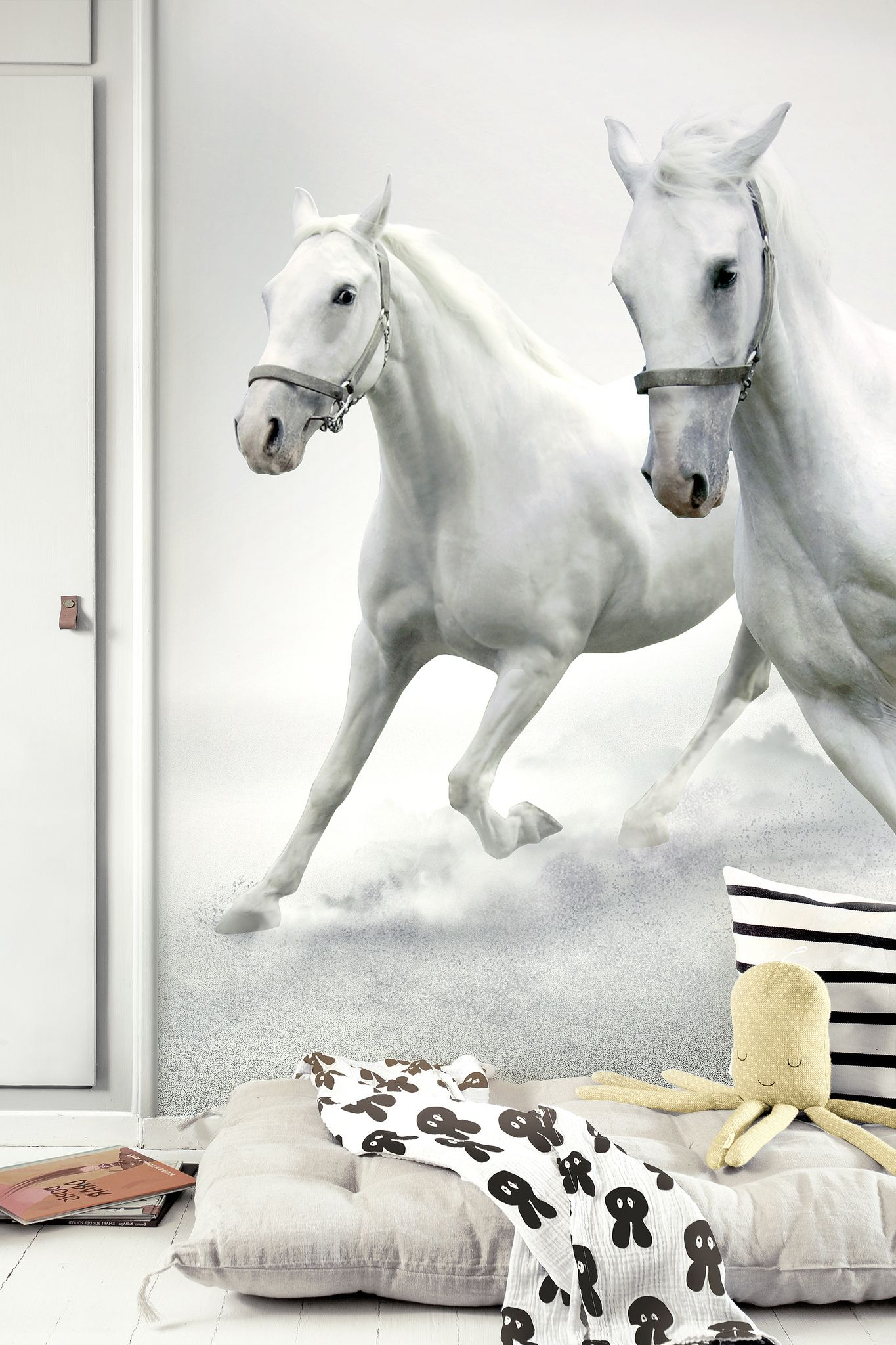 . Bring the beauty of one of our most trusted and favoured animals to