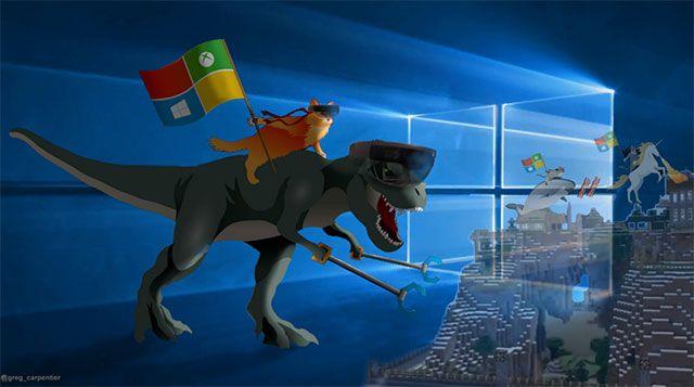 10 Cool Ninja Cat Wallpapers For Microsoft Windows 10 pic