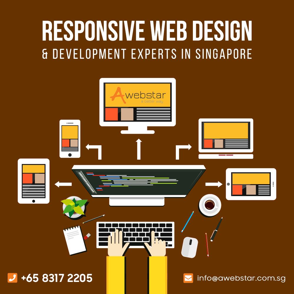 Responsive Web Design Service Singapore Web Development Company Web Design Quotes Web Design Web Development Design