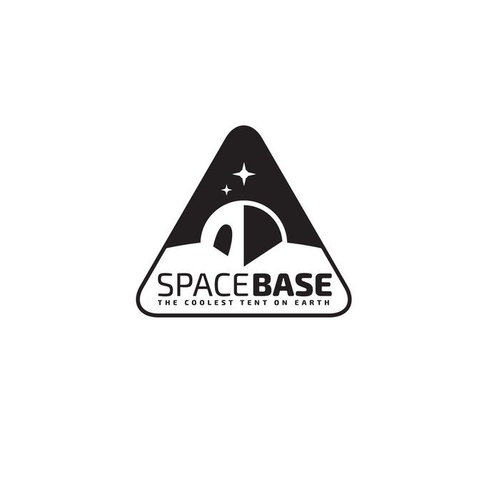 Create a logo for Space Base a festival and car c&ing tent from out of this  sc 1 st  Pinterest & Create a logo for Space Base a festival and car camping tent from ...