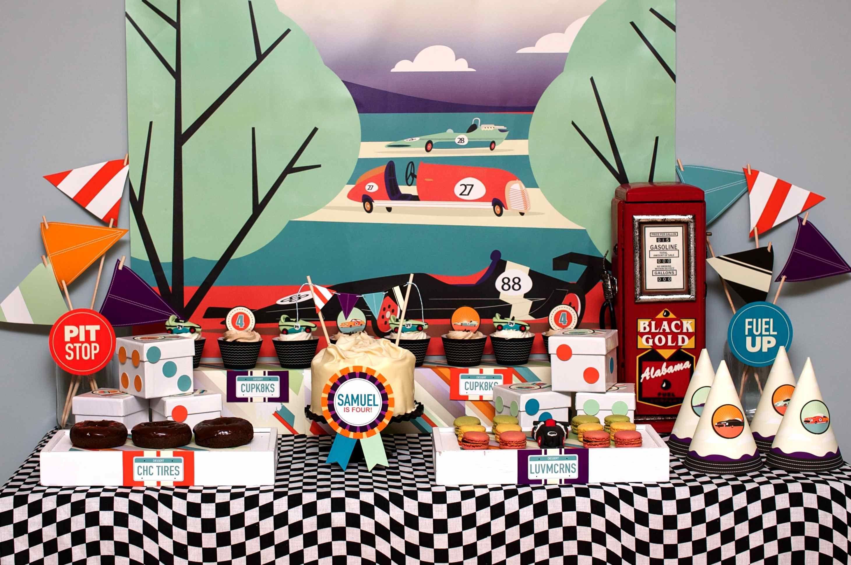 Fiestas de carros